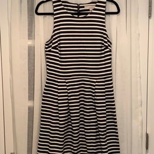 BNWT Loft Stripe Dress